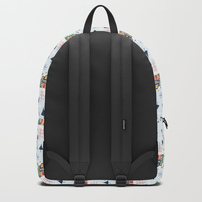 Alpine Chalet Backpack