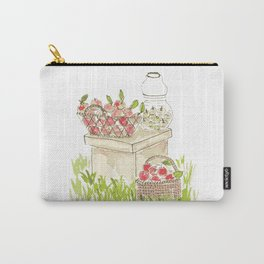 Apple Baskets Carry-All Pouch