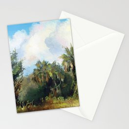 In the Everglades Stationery Cards