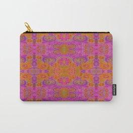 Choose Peace Batik Carry-All Pouch