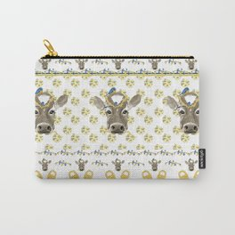 Gather Around the Farmhouse Carry-All Pouch