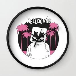 Mellogang Wall Clock