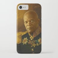 replaceface iPhone & iPod Cases featuring Samuel L. Jackson - replaceface by replaceface