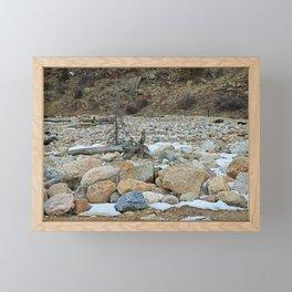 Always Evolving Framed Mini Art Print