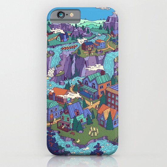 Try Not to Step on Anything This Time iPhone & iPod Case