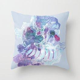 Alien Organism 25 Throw Pillow