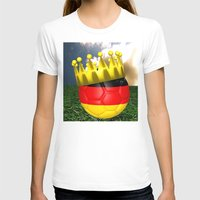 world cup T-shirts featuring World Cup Champion 2014 by Littlebell