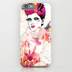La Queen De Dimanche / The Queen of Sunday iPhone 6s Slim Case