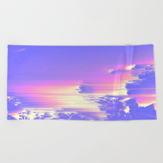 SACRILEGE Beach Towel