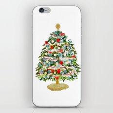 A Christmas Tree iPhone & iPod Skin