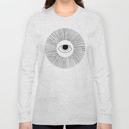shining eye Long Sleeve T-shirt