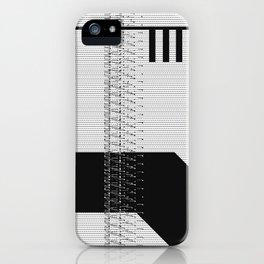RIM HEX iPhone Case