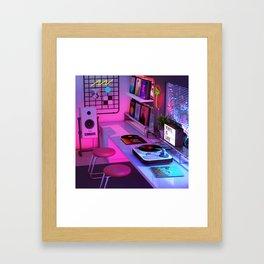 Vinyl is Life Framed Art Print