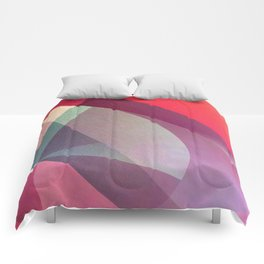 Abstract 2017 025 Comforters