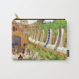 Park Guell, Barcelona, Spain Carry-All Pouch