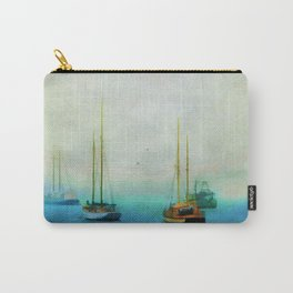 Harbor Fog Carry-All Pouch