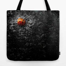 Lovely Ladybug Tote Bag