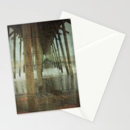 Kure Beach North Carolina Fishing Pier Stationery Cards
