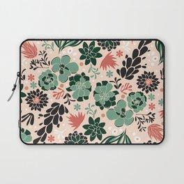 Succulent flowerbed Laptop Sleeve