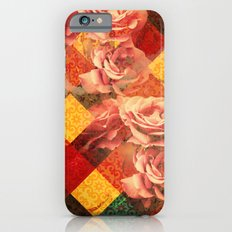 Floral iPhone 6s Slim Case