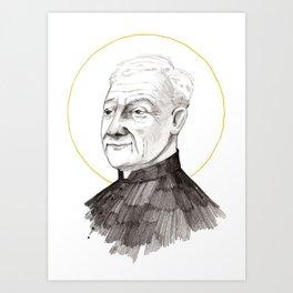 St. Andre Bessette Art Print