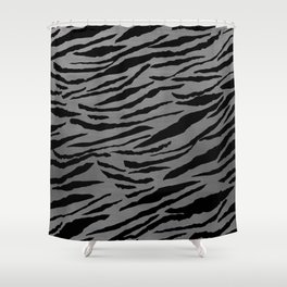 Tiger Animal Print Glam #4 #pattern #decor #art #society6 Shower Curtain