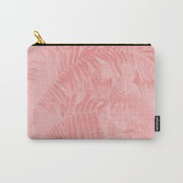 Apricot fern Carry-All Pouch