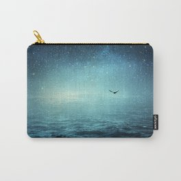 the sea and the universe Carry-All Pouch