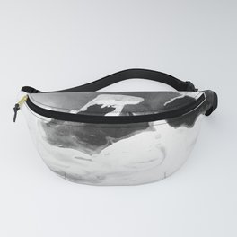 Ah Create and Destroy in Shadow Fanny Pack