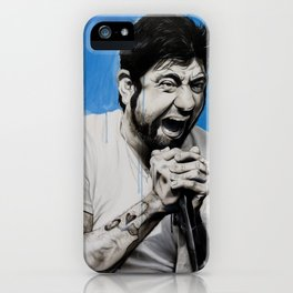 'Chino Moreno' iPhone Case
