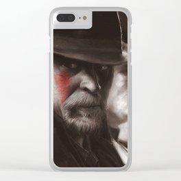 JKD - Taboo Clear iPhone Case