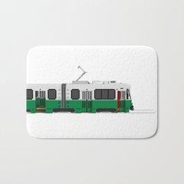 Boston Green Line Train Bath Mat