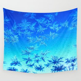 Frosty  Wall Tapestry