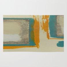 Soft And Bold Rothko Inspired Rug