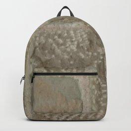 Stone wall Backpack