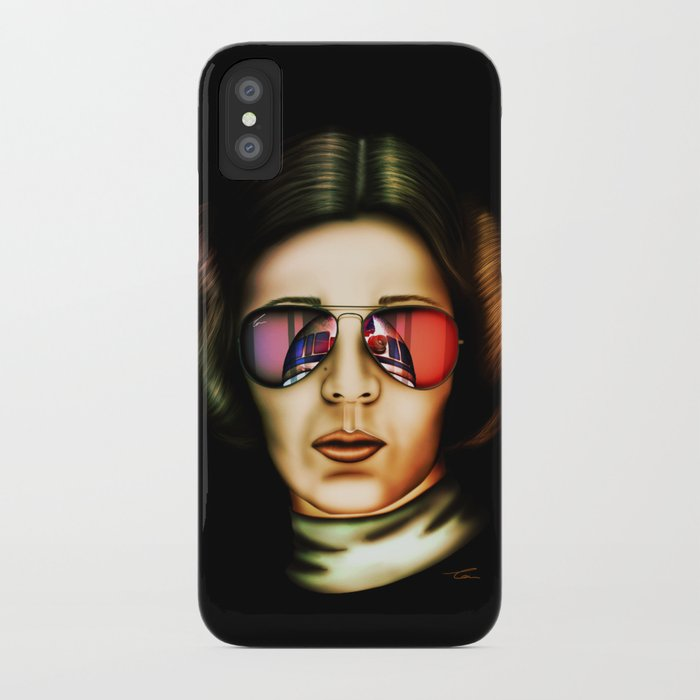 STAR WARS Princess Leia  iPhone Case
