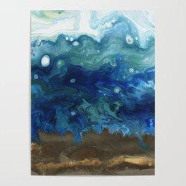 Ocean Surge Poster