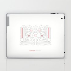 Hungarian Embroidery no.6 Laptop & iPad Skin