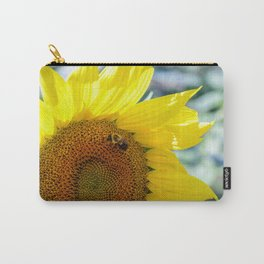 Maria's Sunflower Carry-All Pouch
