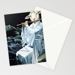 Chinese Zodiac - The Sheep Stationery Cards