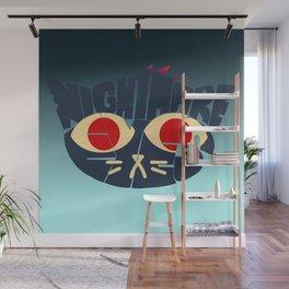 Mae - Nightmare eyes Wall Mural