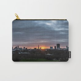 Good morning, London Carry-All Pouch