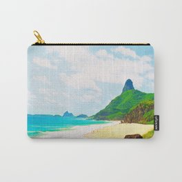 Morro do Pico Painting View Carry-All Pouch