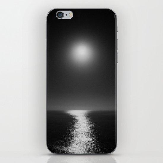 Moonlight Mist iPhone & iPod Skin