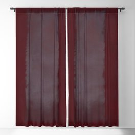 1959 Red on Maroon by Mark Rothko HD Blackout Curtain