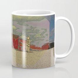 70'S BEACH FLASHBACK Coffee Mug