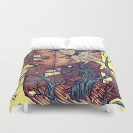 Dream Room Duvet Cover