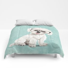 Mr Maltese Comforters
