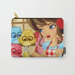 Tweets and Treats Carry-All Pouch