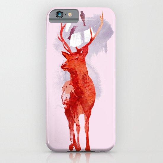 Useless Deer iPhone & iPod Case